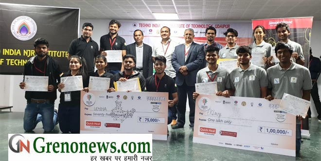 NIET, Greater Noida won Grand Finale of SIH 2019- GRENONEWS