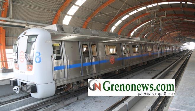 PM MODI WILL INAUGURATE METRO EXPANSION IN NOIDA - GRENONEWS