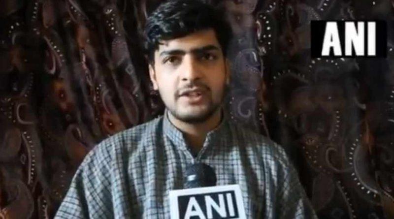 afzal guru son