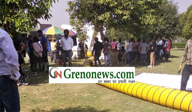 GAUTAM BUDH UNIVERSITY BECOME FIRST CHOICE FOR BOLLYWOOD PRODUCERS- GRENONEWS