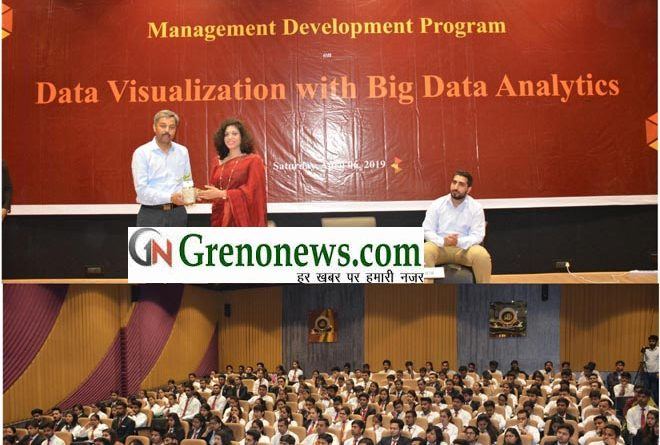 "GLBIMR conducted the 14th Management Development Program (MDP) on ""Data Visualization with Big Data Analytics""- GRENONEWS"
