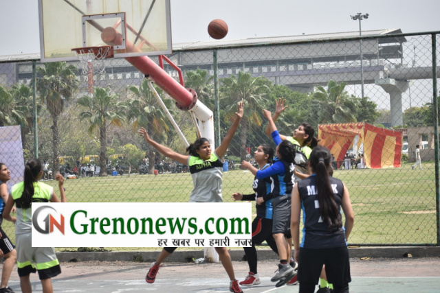 Sports fest in Galgotia university - Grenonews
