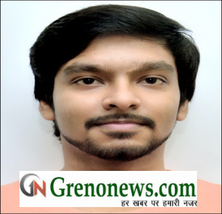 Himanshu rajput scored 15 th position in gate 2019 exam - Grenonews