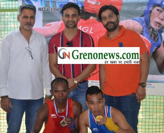 First Jeet Maan Memorial Boxing Tournament - Grenonews