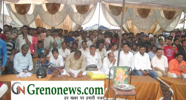 Wrestling in Surajpur Barahi Mela 2019 - Grenonews