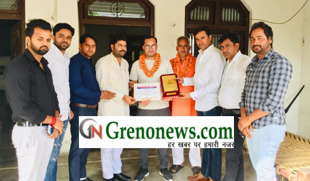 Corruption free india facilitate Dr. Kuldeep Nagar - Grenonews