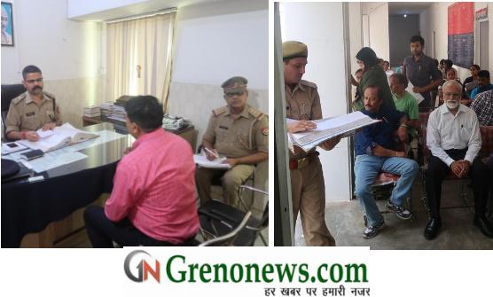 Vadi divas by Noida Police- Grenonews