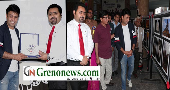 MEDIA MELA 2019 IN SHARDA UNIVERSITY- GRENONEWS