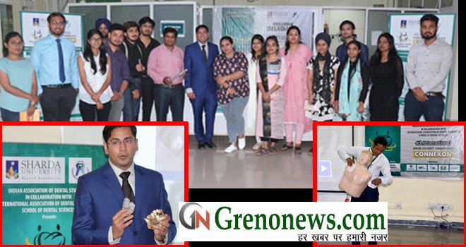 DENTAL STUDENTS CONGRESS IN SHARDA UNIVERSITY - GRENONEWS