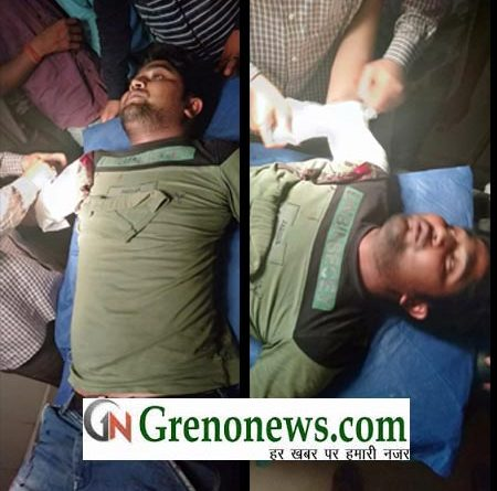 LOOT WITH AUTO DRIVER IN GREATER NOIDA- GRENONEWS