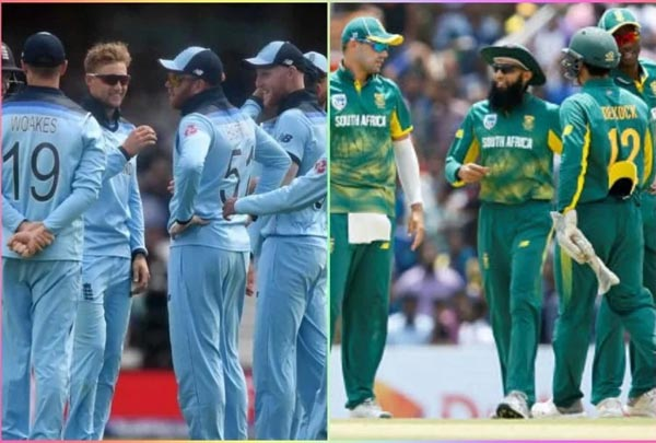 WORLD CUP 2019 - INAUGURAL MATCH WILL BE PLAYED ENGLAND VS SOUTH AFRICA - GRENONES