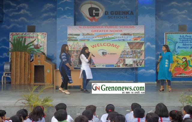 Labour day celebrated in G.D. Goenka Public School - Grenonews