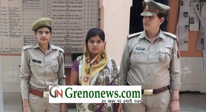 WIFE ARRESTED IN MURDER CASE- GRENONEWS