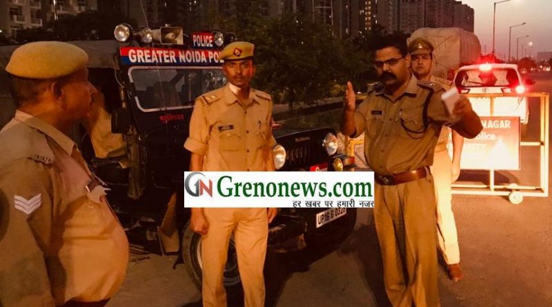 OPERATION ALL OUT BY NOIDA POLICE- GRENONEWS