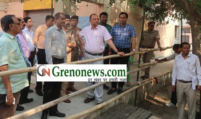 ALL PREPARATION FOR LOK SABHA 2019 COUNTING IN NOIDA COMPLETED - GRENONEWS