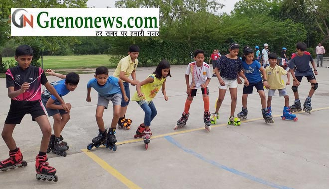 SUMMER CAMP - MASTI TIME AT RYAN GREATER NOIDA- GRENONEWS