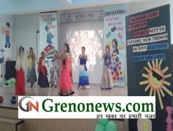 Bodhi Taru International School organised 'Neverland'-The Infotainment Summer Camp- grenonews