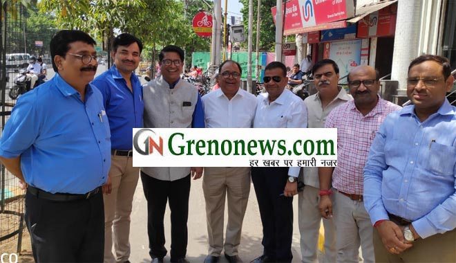 IIA GREATER NOIDA OFFICIAL RAISED PROBLEMS IN LUCKNOW- GRENONEWS