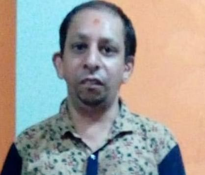 MISSING MAN SATYAM AGARWAL