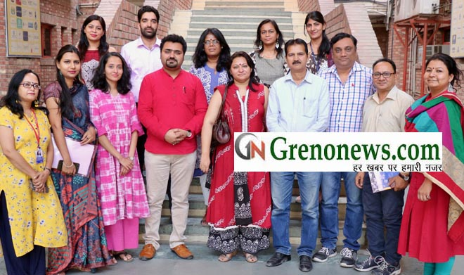 SHARDA UNIVERSITY : FDP - Current Trends in Media & Communication Research - GRENONEWS