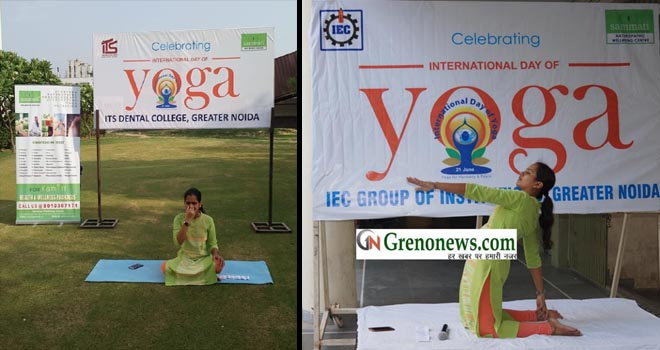 Sammati WellBeing Centre organizes Yoga classes on International Day of Yoga