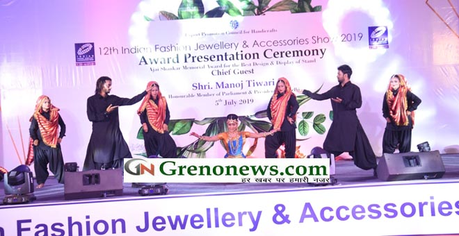 12TH EDITION OF INDIAN FASHION JEWELLERY & ACCESSORIES CONCLUDED TODAY WITH ESTIMATED BUSINESS ENQUIRIES WORTH RS. 145 CRORES WITH WIDER BUSINESS NETWORK- GRENONEWS