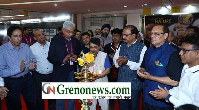 THREE DAY EXTRAVAGANZA ON INDIAN FASHION JEWELLERY & ACCESSORIES DECLARED OPEN - GRENONEWS