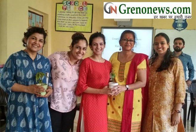 WORKSHOP ORGANISED IN GRADS INTERNATIONAL SCHOOL FOR BETTER COORDINATION BETWEEN TEACHERS AND STUDENTS- GRENONEWS