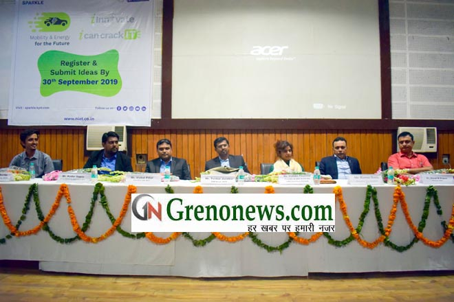 NIET, Gr. Noida hosted the 6th Edition of KPIT Sparkle DAY - 2020- GRENONEWS