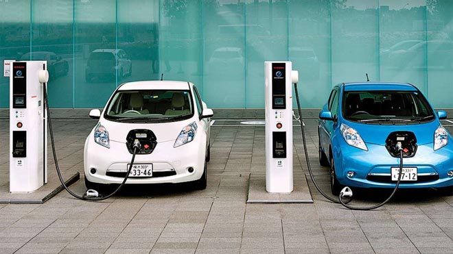 ELECTRIC VEHICLE CHARGING STATION STARTED IN GREATER NOIDA - GRENONEWS