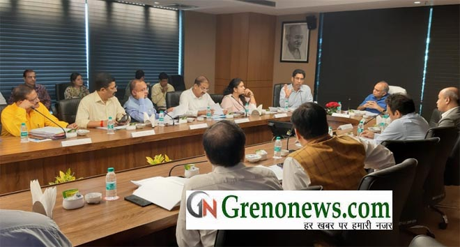115 th BOARD MEETING OF GREATER NOIDA AUTHORITY - GRENONEWS