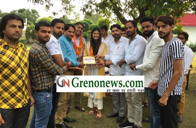 CORRUPTION FREE INDIA FACILITATED SHANHA DEWAN WHO GOT SECOND POSITION IN LONDON UNIVERSITY- GRENONEWS