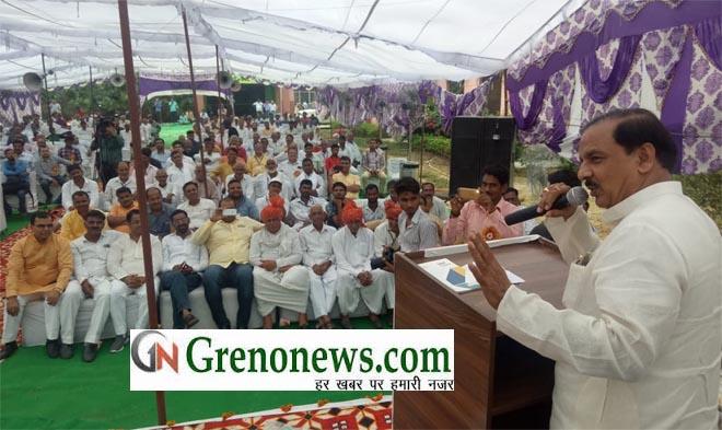 FARMER FAIR INAUGURATED BY MP Dr. MAHESH SHARMA - GRENONEWS