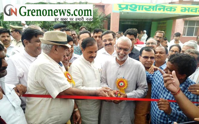 FARMER FAIR INAUGURATED BY MP Dr. MAHESH SHARMA - GRENONEWS