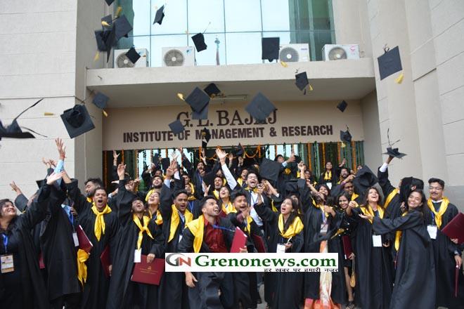 GL BAJAJ 11th annual convocation.