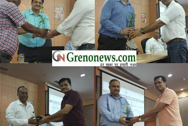 SEMINAR IN GAUTAM BUDH UNIVERSITY ON EMPLOYMENT IN IT SECTOR - GRENONEWS