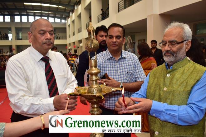 TEACHERS DAY CELEBRATED IN NOIDA INTERNATIONAL UNIVERSITY- GRENONEWS