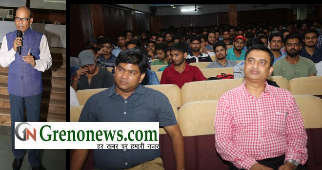 Career counselling at NIET Greater Noida- GRENONEWS