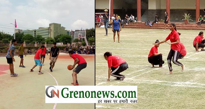 AKTU Zonal Sports Fest 2019 at Dronacharya Group of Institutions Greater Noida