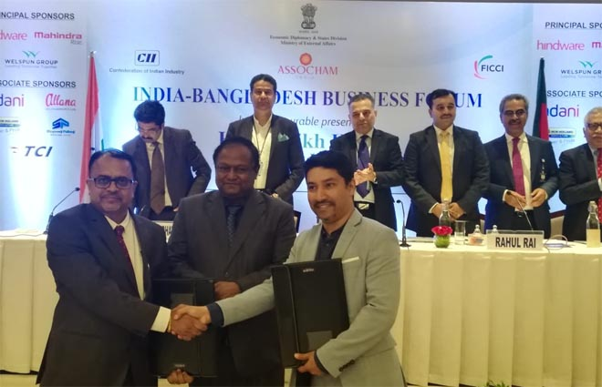 India-Bangladesh Business Forum achieves 4iR R&D alliance between Highbar of India and eGeneration of Bangladesh - GRENONEWS