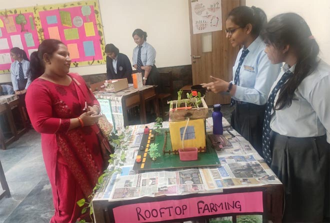 SCIENCE EXHIBITION 2019 IN APEEJAY INTERNATIONAL SCHOOL GREATER NOIDA - GRENONEWS