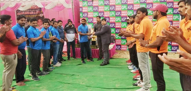 GPL 4 CRICKET TOURNAMENT FOURTH DAY - GRENONEWS