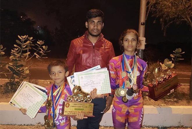 KOMAL AND SHASHWAT OF GREATER NOIDA SELECTED FOR CBSE NATIONAL SKATING CHAMPIONSHIP - GRENONEWS