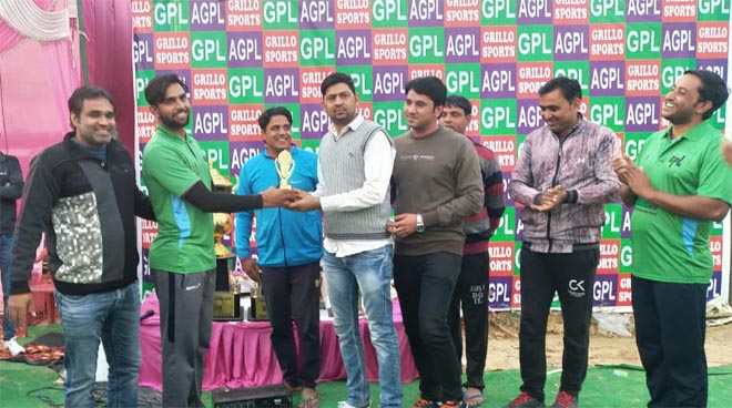 GPL 4 CRICKET TOURNAMENT